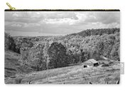 Autumn Farm 2 Monochrome Carry-all Pouch