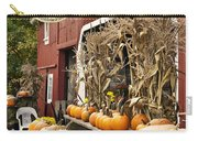 Autumn Farm Stand  Carry-all Pouch