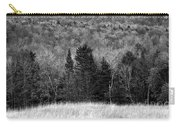 Autumn Field Bw Carry-all Pouch