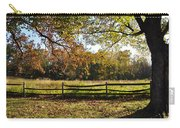 Autumn Field In Pennsylvania Carry-all Pouch
