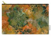 Autumn Forest Tree Tops Abstract Carry-all Pouch