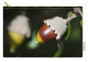 autumn fruits - Mediterranean acorn macro Carry-all Pouch