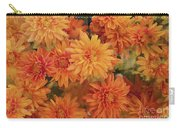 Autumn Garden Impressions Carry-all Pouch