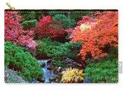Autumn Garden Waterfall II Carry-all Pouch