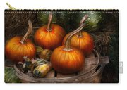 Autumn - Gourd - Pumpkins And Some Other Things  Carry-all Pouch
