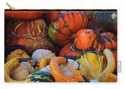 Autumn Harvest Carry-all Pouch by Carol Cavalaris