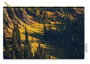 Autumn In A High Mountain Meadow Carry-all Pouch