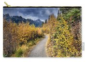 Autumn In Alberta Carry-all Pouch