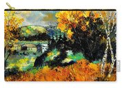 Autumn In Ardennes 672101 Carry-all Pouch