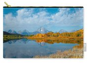 Autumn In Grand Teton Carry-all Pouch