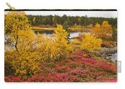 Autumn In Inari Carry-all Pouch