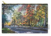 Autumn In Niagara Falls Park Carry-all Pouch