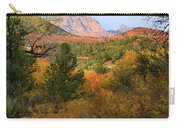 Autumn In Red Rock Canyon Carry-all Pouch