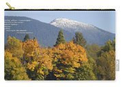 Autumn In The Illinois Valley Carry-all Pouch