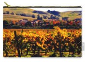 Autumn In The Valley 2 - Digital Painting Carry-all Pouch