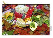 Autumn In Water Carry-all Pouch