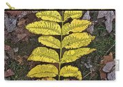 Autumn Leaf Art I Carry-all Pouch