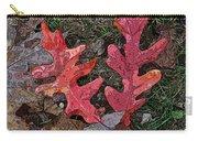 Autumn Leaf Art IIi Carry-all Pouch