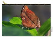 Autumn Leaf Butterfly Carry-all Pouch