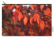Autumn Leaves In Medford Carry-all Pouch