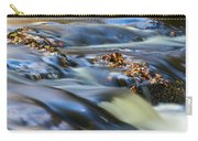 Autumn Leaves In Water IIi Carry-all Pouch