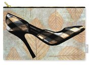 Autumn Leaves Stilettos Carry-all Pouch
