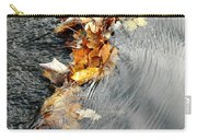 Autumn Leaves Tiny Dam Carry-all Pouch