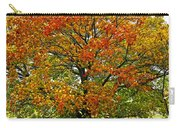 Autumn Maple Tree Carry-all Pouch