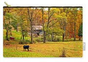 Autumn Moment Paint Carry-all Pouch