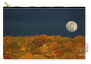 Autumn Moon Morning Carry-all Pouch