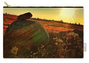 Autumn Morn In The Berry Field Carry-all Pouch