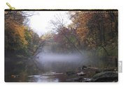 Autumn Morning On The Wissahickon Carry-all Pouch