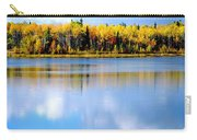 Autumn On Chena Lake Carry-all Pouch