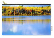 Autumn On Chena Lake Ll Carry-all Pouch