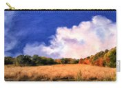 Autumn On Isle Of Palms Carry-all Pouch