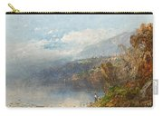 Autumn On The Androscoggin Carry-all Pouch by William Sonntag