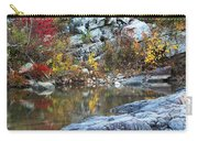 Autumn On The Black River 1 Carry-all Pouch