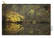 Autumn On The Pond Carry-all Pouch