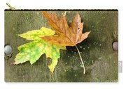 Autumn Pair Carry-all Pouch