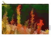 Autumn Pastel Carry-all Pouch by Tom Prendergast