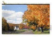 Autumn Picture Postcard Carry-all Pouch