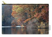 Autumn Pond Reflections Carry-all Pouch