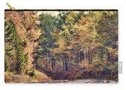 Autumn Railroad Carry-all Pouch