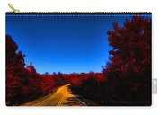 Autumn Red Carry-all Pouch by Douglas Barnard