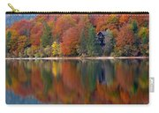 Autumn Reflections On Lake Bohinj In Slovenia Carry-all Pouch