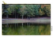 Autumn Reflections Upon Dark Waters Carry-all Pouch