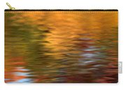 Autumn Ripples Carry-all Pouch