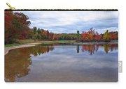 Autumn Shoreline Carry-all Pouch