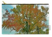 Autumn Sweetgum Tree Carry-all Pouch