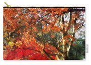Autumn Sycamore Tree Carry-all Pouch